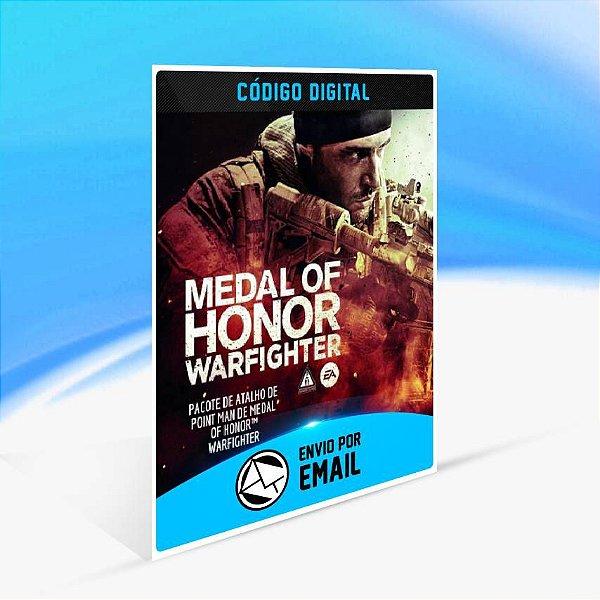 Pacote de Atalho de Point Man de Medal of Honor Warfighter ORIGIN - PC KEY
