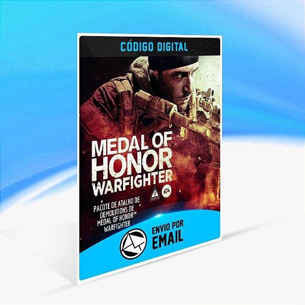 Pacote de Atalho de Demolitions de Medal of Honor Warfighter ORIGIN - PC KEY