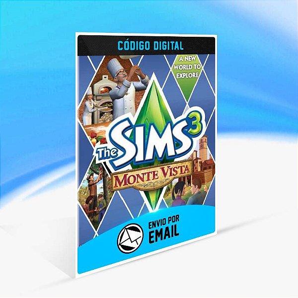 The Sims 3 Monte Vista ORIGIN - PC KEY
