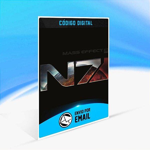 Mass Effect 3 Digital Deluxe Edition Upgrade ORIGIN - PC KEY