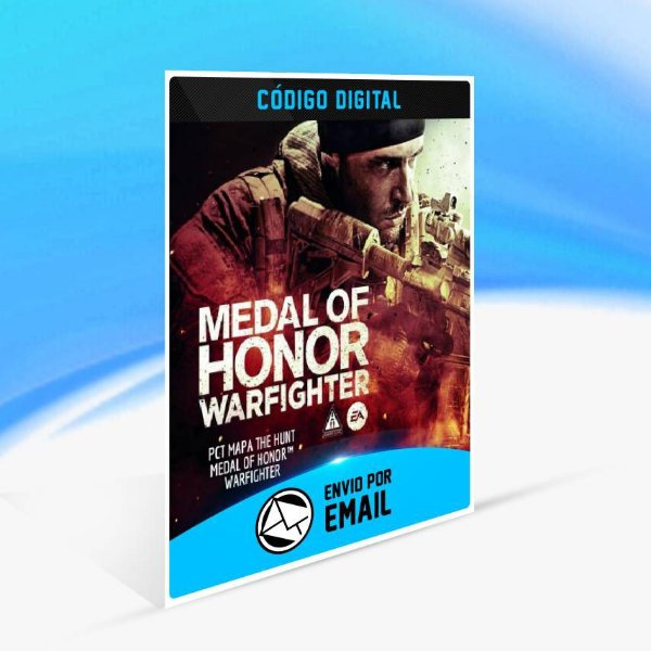 Pct Mapa The Hunt Medal of Honor Warfighter ORIGIN - PC KEY
