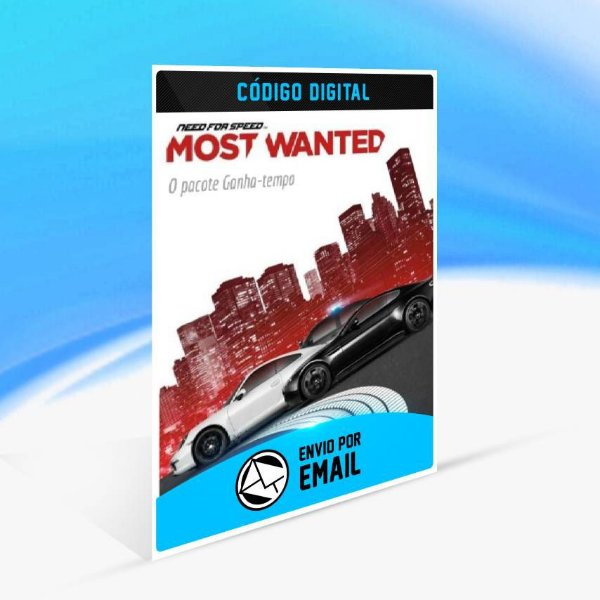Need for Speed Most Wanted O pacote Ganha-tempo ORIGIN - PC KEY