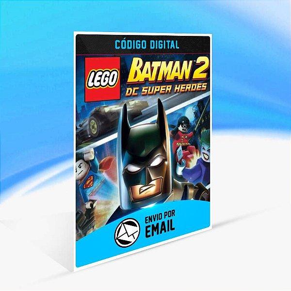 LEGO Batman 2 DC Super Heroes ORIGIN - PC KEY