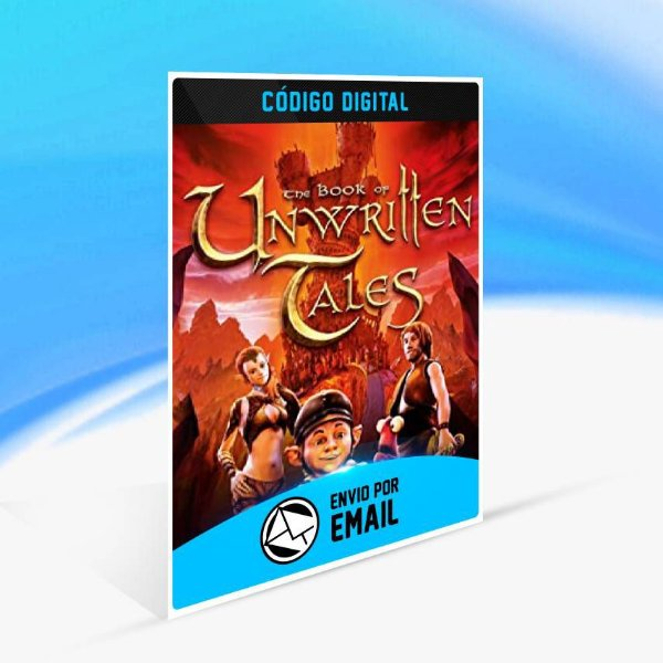 The Book of Unwritten Tales ORIGIN - PC KEY