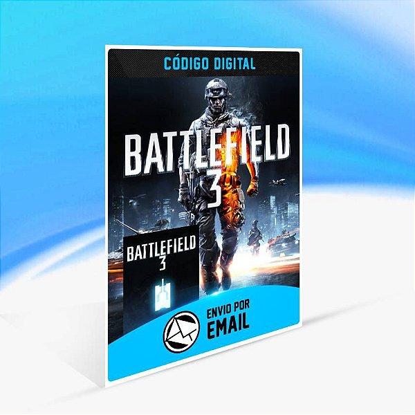 Atalho de Veículo Terrestre Battlefield 3 ORIGIN - PC KEY