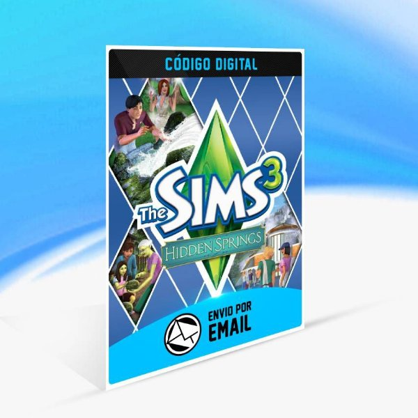 The Sims 3 Paraíso Perdido ORIGIN - PC KEY