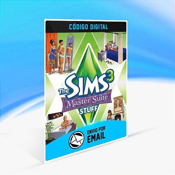 The Sims 3 Suíte de Luxo Coleção de Objetos ORIGIN - PC KEY