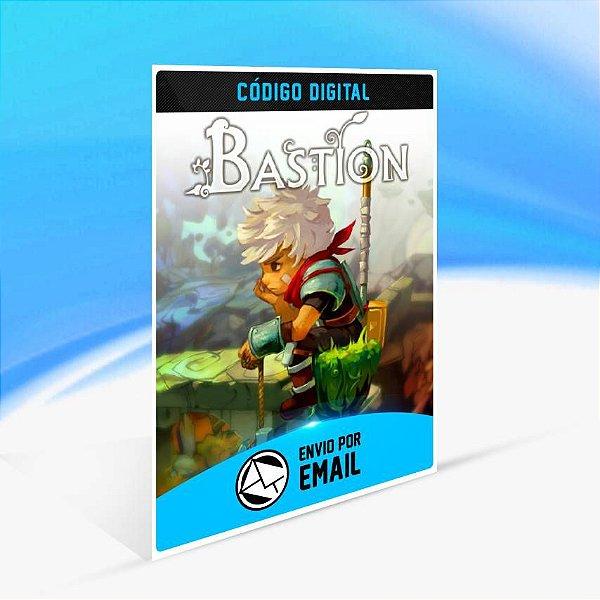 Bastion ORIGIN - PC KEY