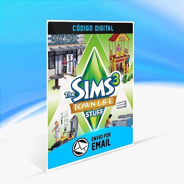 The Sims Vida Urbana Coleção de Objetos ORIGIN - PC KEY