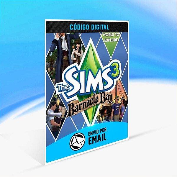 The Sims 3 Barnacle Bay ORIGIN - PC KEY