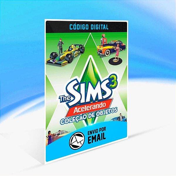 The Sims 3 Acelerando Coleção de Objetos ORIGIN - PC KEY