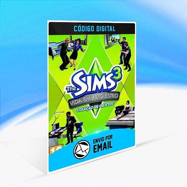 The Sims 3 Vida em Alto Estilo Coleção de Objetos ORIGIN - PC KEY