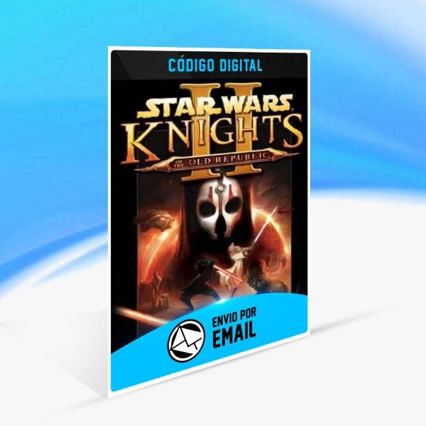 STAR WARS Knights of the Old Republic II - The Sith Lords ORIGIN - PC KEY