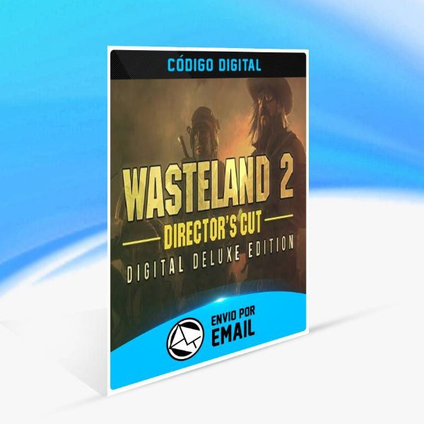 Wasteland 2: Director's Cut Edição Digital Deluxe ORIGIN - PC KEY