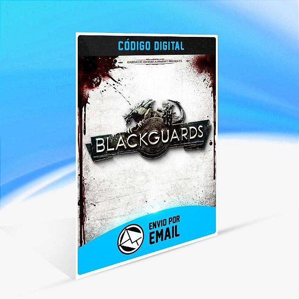 Blackguards ORIGIN - PC KEY