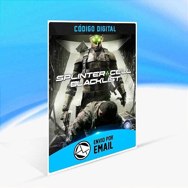 Tom Clancy's Splinter Cell Blacklist Digital Deluxe Edition ORIGIN - PC KEY