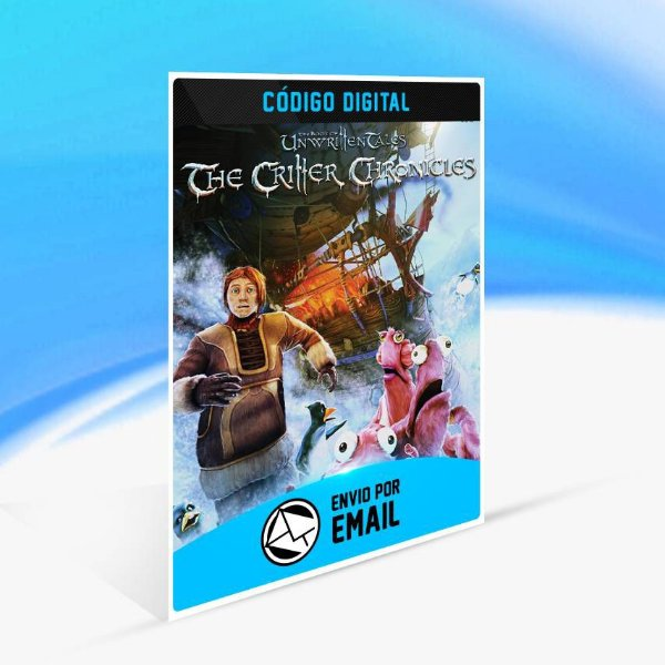 The Book of Unwritten Tales: The Critter Chronicles ORIGIN - PC KEY