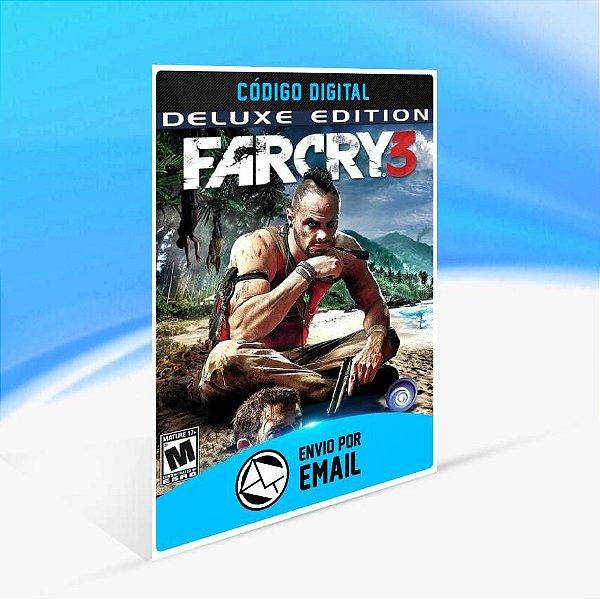Far Cry 3 Deluxe Edition ORIGIN - PC KEY