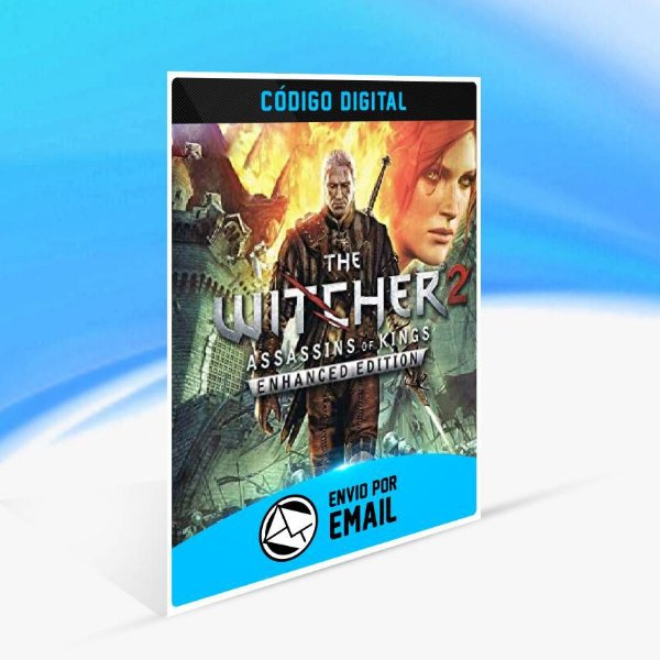 The Witcher 2: Assassins of Kings Enhanced Edition ORIGIN - PC KEY