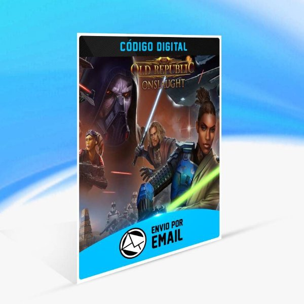 Star Wars: The Old Republic Pacote Deluxe ORIGIN - PC KEY