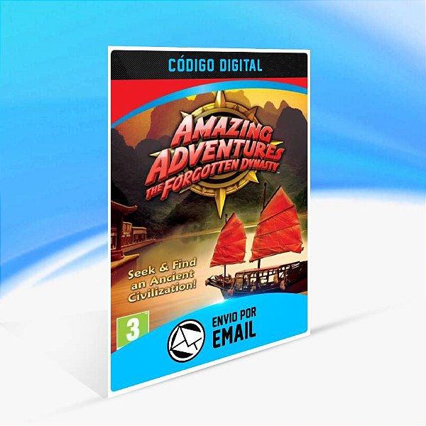 Amazing Adventures The Forgotten Dynasty ORIGIN - PC KEY