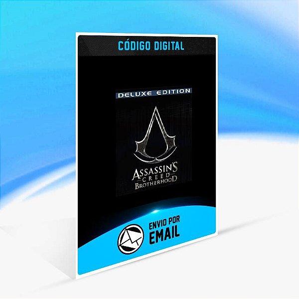 Assassin's Creed: Brotherhood Edição Digital Deluxe ORIGIN - PC KEY