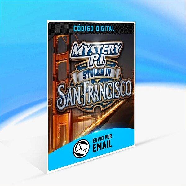 Mystery P.I. – Stolen in San Francisco ORIGIN - PC KEY
