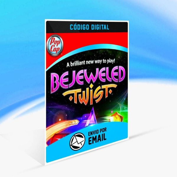 Bejeweled Twist ORIGIN - PC KEY