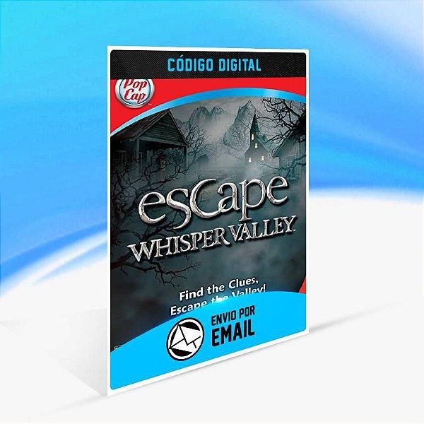 Escape Whisper Valley ORIGIN - PC KEY