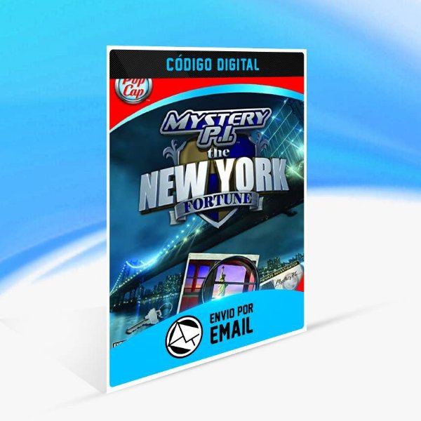 Mystery P.I. - The New York Fortune ORIGIN - PC KEY