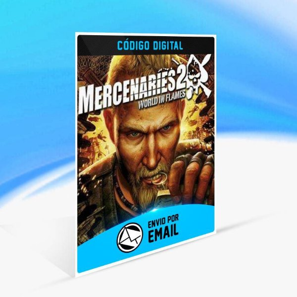 Mercenaries 2: World in Flames ORIGIN - PC KEY