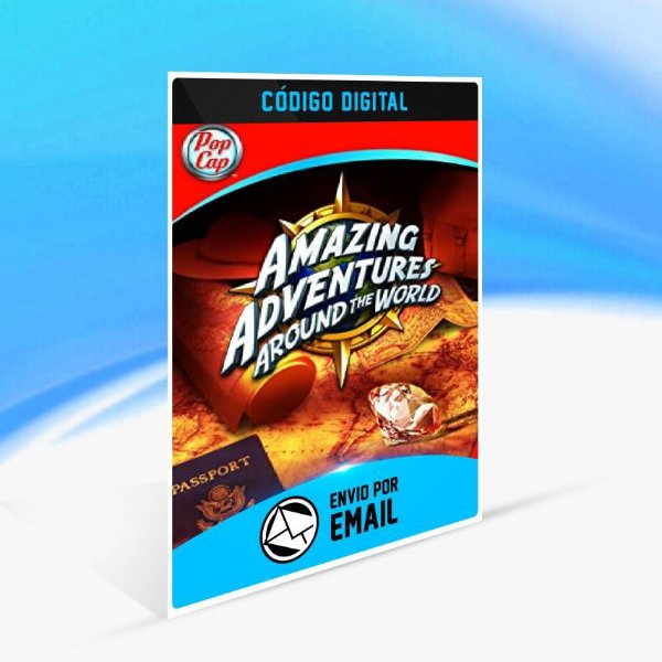 Amazing Adventures Around the World ORIGIN - PC KEY
