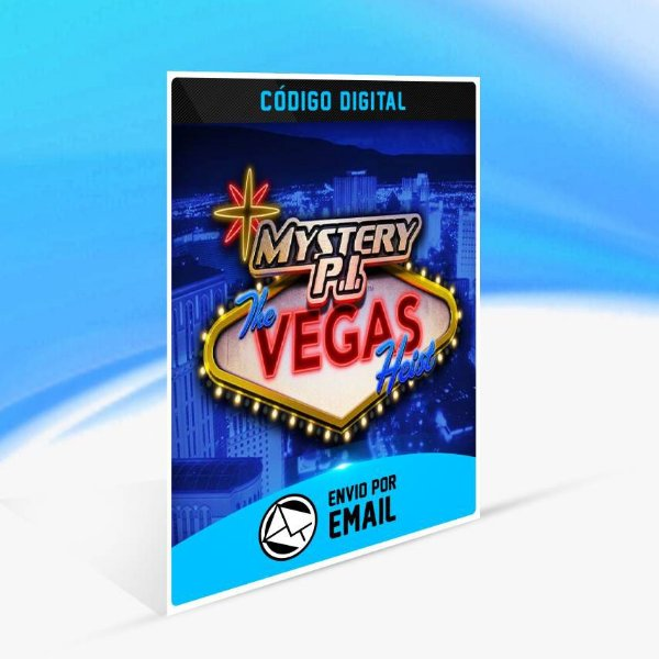 Mystery P.I. – The Vegas Heist ORIGIN - PC KEY