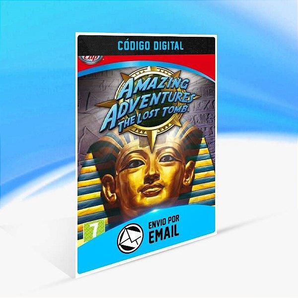 Amazing Adventures The Lost Tomb ORIGIN - PC KEY