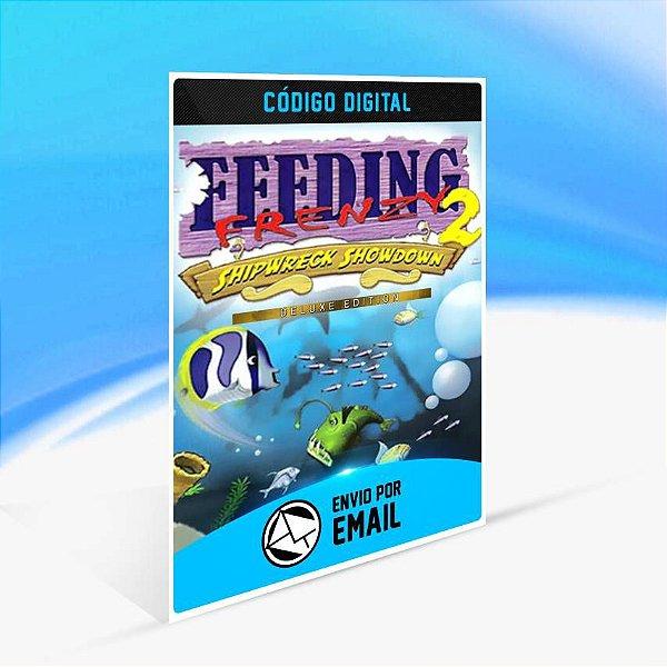 Feeding Frenzy 2 Deluxe ORIGIN - PC KEY