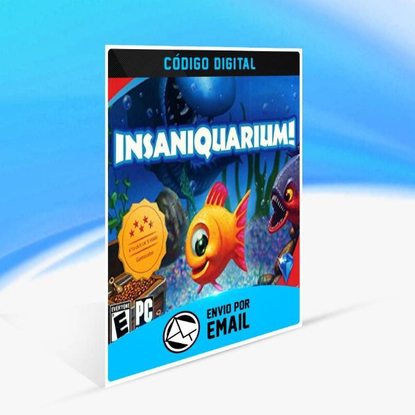 Insaniquarium ORIGIN - PC KEY