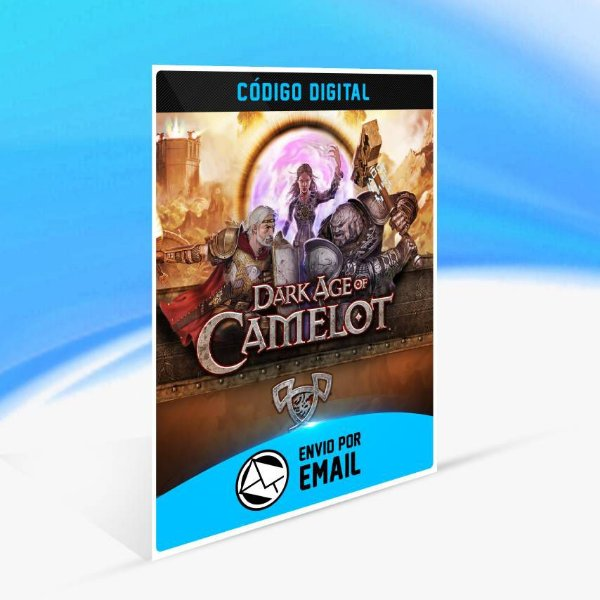 Cartão Game Time de 1 Mês para Dark Age of Camelot ORIGIN - PC KEY