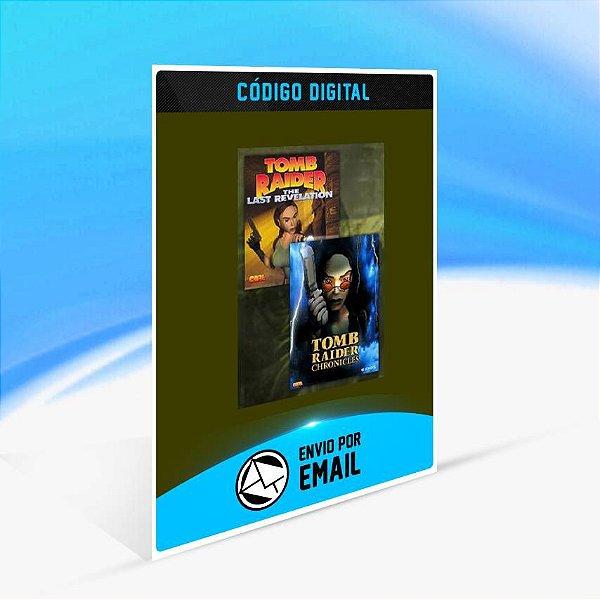Conjunto Tomb Raider IV + V ORIGIN - PC KEY