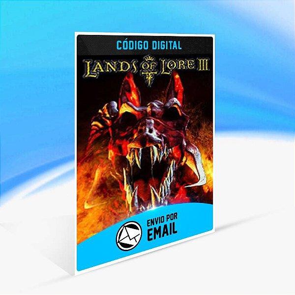 Lands of Lore III ORIGIN - PC KEY