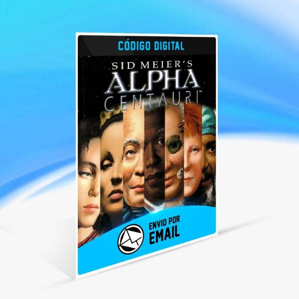 Sid Meier's Alpha Centauri ORIGIN - PC KEY