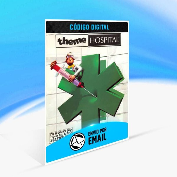 Theme Hospital ORIGIN - PC KEY