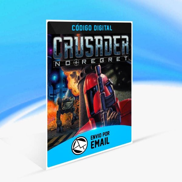 Crusader: No Regret ORIGIN - PC KEY