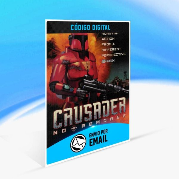 Crusader: No Remorse ORIGIN - PC KEY