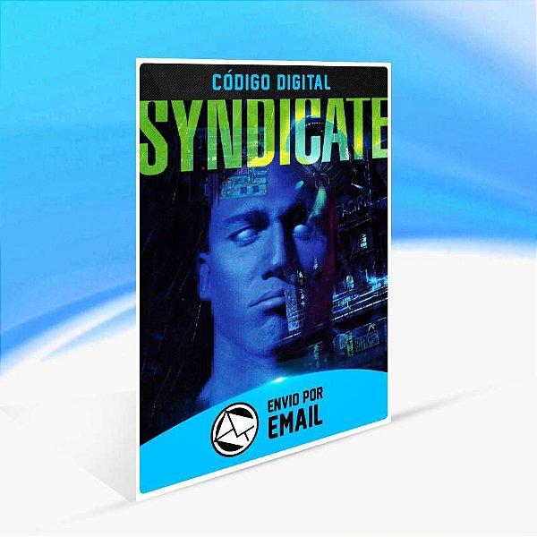 Syndicate (1993) ORIGIN - PC KEY