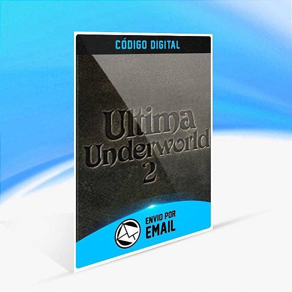 Ultima Underworld 2 ORIGIN - PC KEY