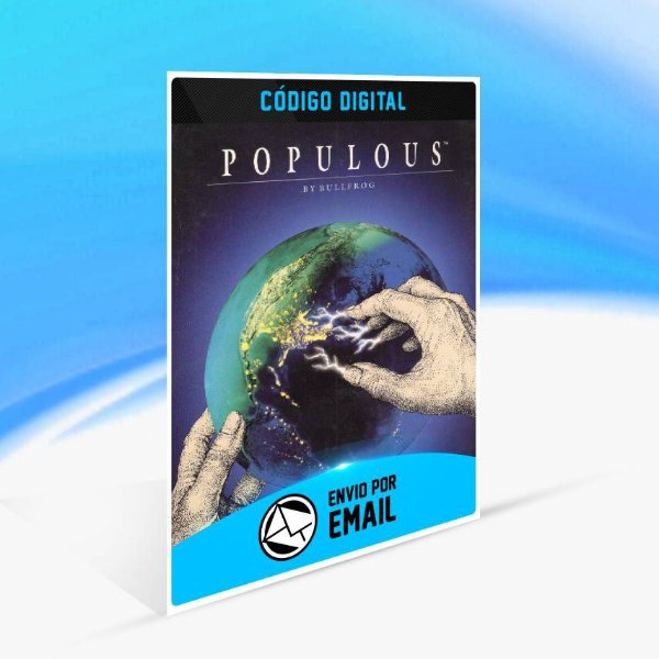 Populous ORIGIN - PC KEY