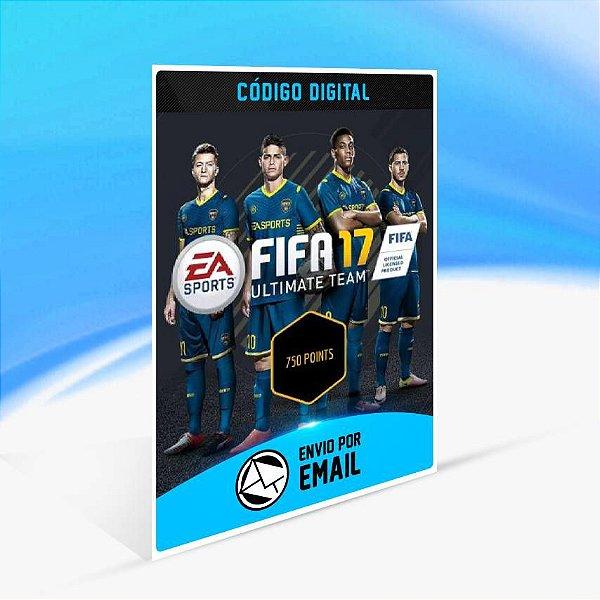 FIFA 17 POINTS 750 ORIGIN - PC KEY