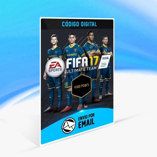 FIFA 17 POINTS 4.600 ORIGIN - PC KEY