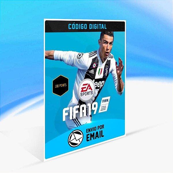 FIFA 19 POINTS 100 ORIGIN - PC KEY