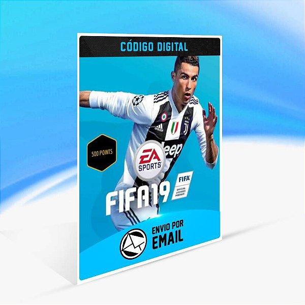 FIFA 19 POINTS  500 ORIGIN - PC KEY